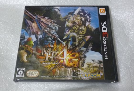 MH4G。